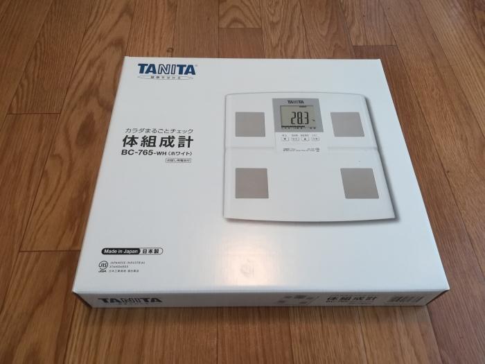タニタBC-765-WH